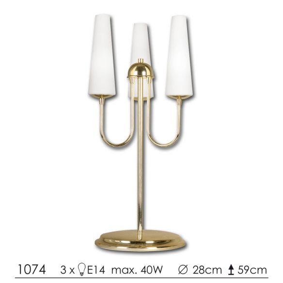 Magnum 1074B lampa stołowa/gabinetowa  Lis Lighting