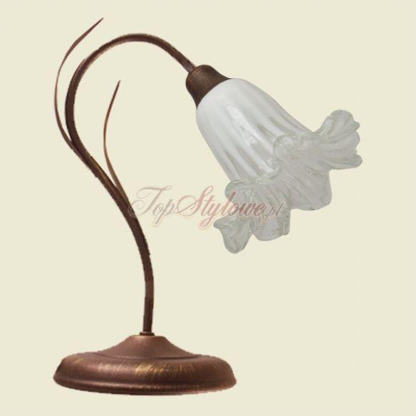 ENOLA/B1 lampa stołowa Kandel