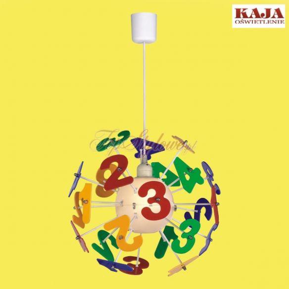 Lampa dziecięca K-MD7085-1F Kaja