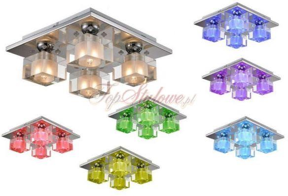 Achat plafon LED RGB 608304-06 Reality Wyprzedaż, wysyłka w 24H!!!