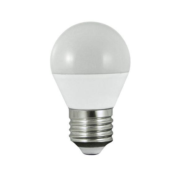 Żarówka LED POLUX mini G45 E27 6W 640 305671 lumenów ciepła biała