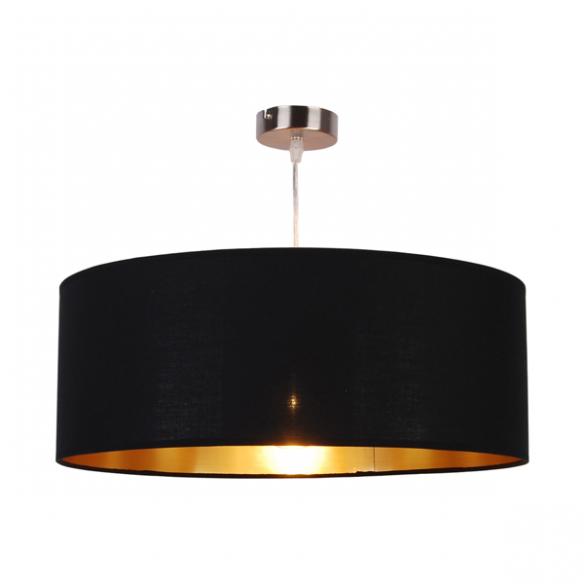 Andrea lampa wisząca HP1392-500-BL+PB Zuma Line