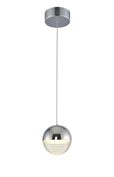 DORIS LED MD1703-1 lampa wisząca ZUMA LINE