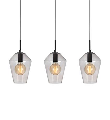 Lampa Wisząca 3 Punktowa Retro 107132 Markslojd Oświetlenie