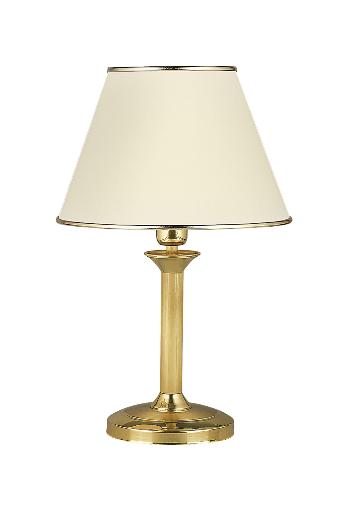 Classic lampka stołowa 206a CLL mosiądz satyna Jupiter