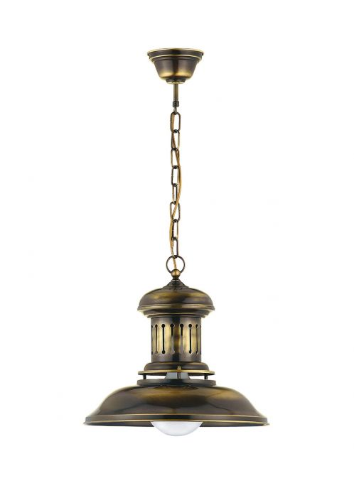 Tawerna 403/TA1p stylizowana lampa wisząca Jupiter