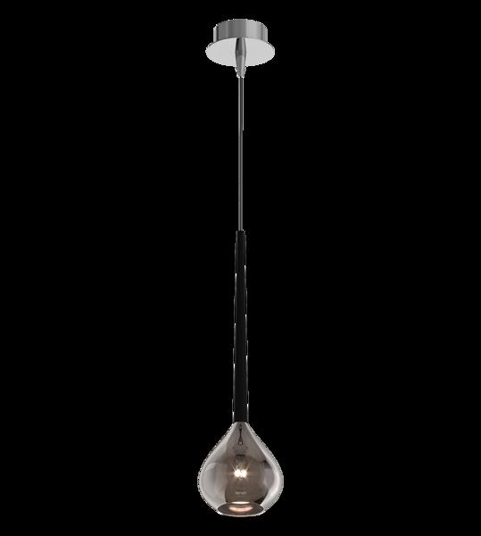 Libra nowoczesna lampa wisząca MD2128-1S silver Zuma Line