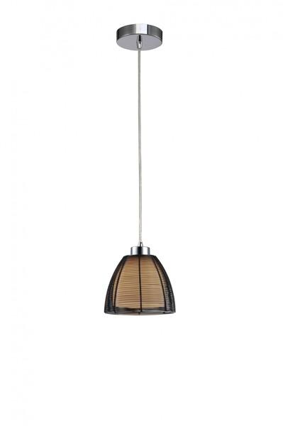 Pico nowoczesna lampa wisząca podwójny klosz MD9023-1S (BLACK) Zuma Line