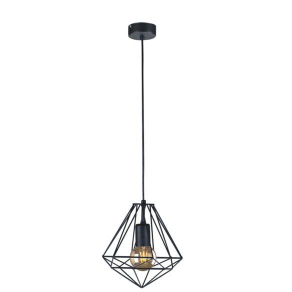 Marko nowoczesna lampa wisząca ażurowa K-4019 biała, K-4018 czarna, K-4661 szara  Kaja
