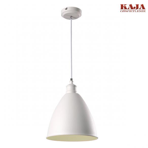 Wasto white stylizowana lampa wisząca K-8005A-1 WH Kaja
