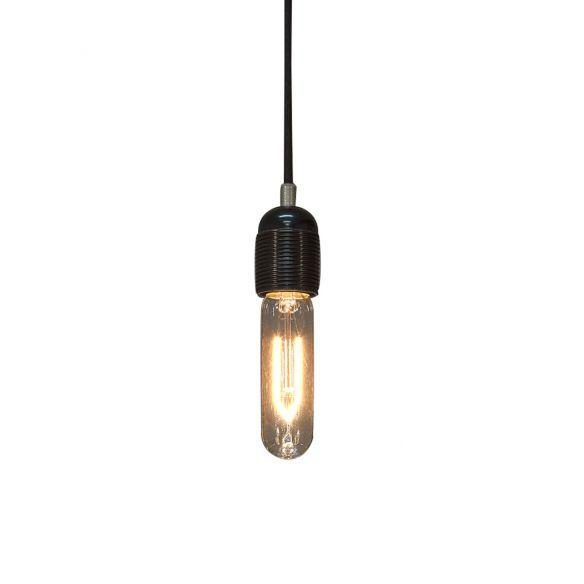 Retro bulb T10 E27 40W ozdobna żarówka Italux