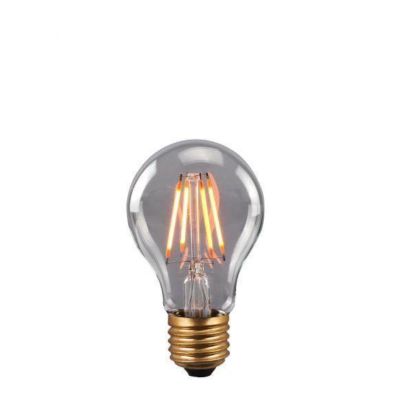 Retro LED bulb E27 6W  380619 ozdobna żarówka Italux