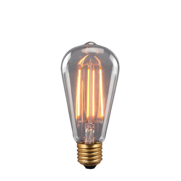 Retro LED bulb E27 6W 680664 ozdobna żarówka Italux