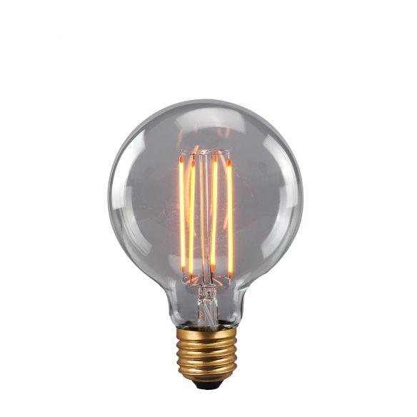 Retro LED bulb E27 6W 6806125 ozdobna żarówka Italux