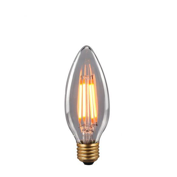 Retro LED bulb E27 6W   380635  ozdobna żarówka Italux