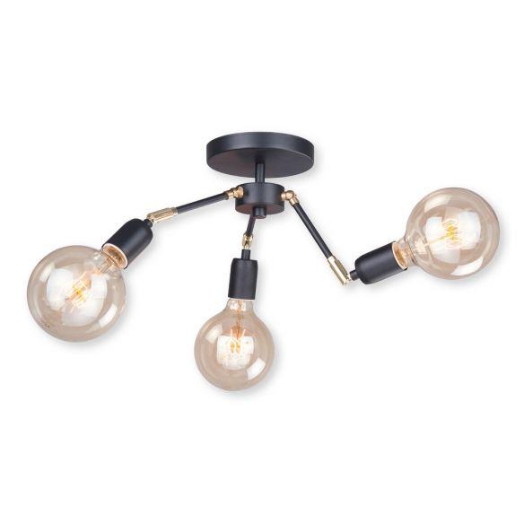 Stik nowoczesna lampa sufitowa 5602PL wybór kolorów Lis Lighting