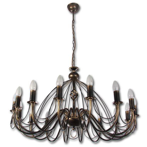 Avalon 4581Z klasyczny żyrandol Lis Lighting