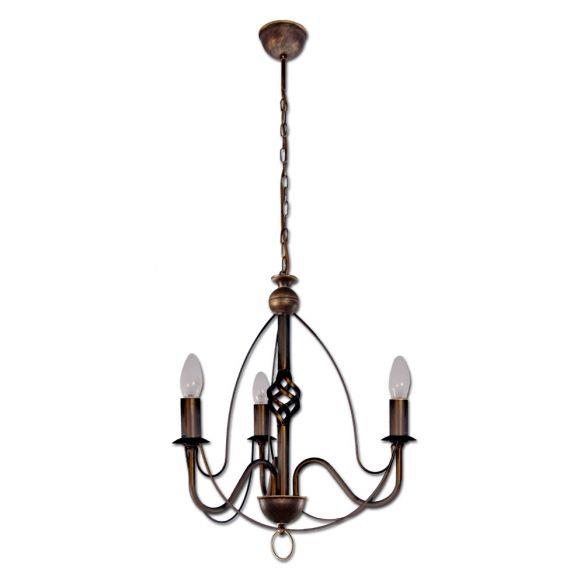 Avalon 4584Z klasyczny żyrandol Lis Lighting