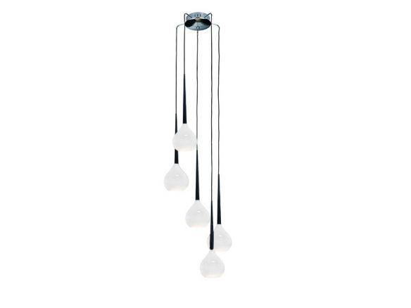 Aga 5 MD1289-5 WH / AZ1071 nowoczesna lampa wisząca Azzardo
