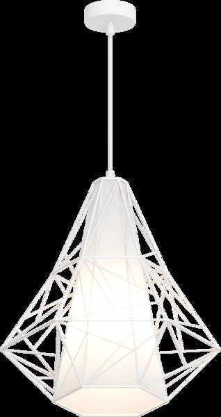Skeleton HP1335-WH nowoczesna lampa wisząca ażurowa Zuma Line
