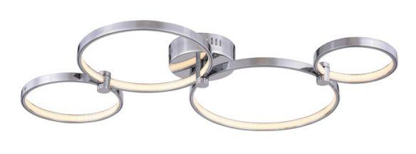 Valenti MX48002-4 nowoczesna lampa sufitowa LED Zuma Line