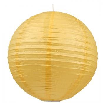 Kokon 31-88164 biały, 31-88188 żółty abażur papierowy kula  Candellux