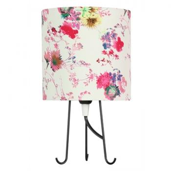 Micra lampa stołowa w kwiaty 41-34731 Candellux