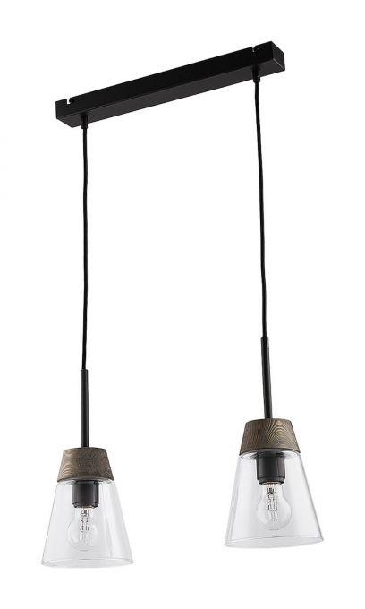 Domino 1679 DM 2 A/TR, 1680 DM 2 A/MA, 1671 DM 2 A/DY lampa wisząca Jupiter