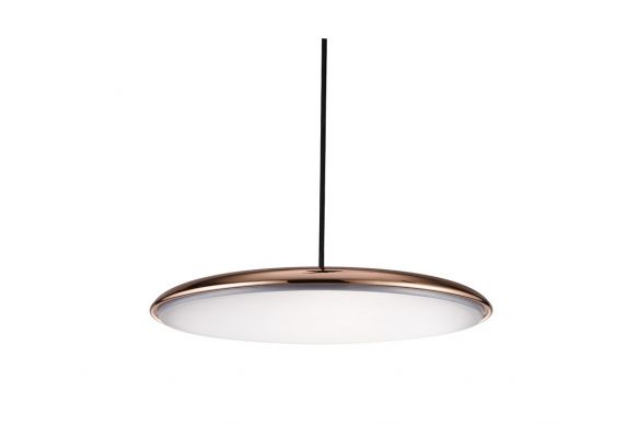 Saturnia 40 lampa wisząca LED 3000K AZ2753 black, AZ2757 chrome, AZ2755 copper   Azzardo