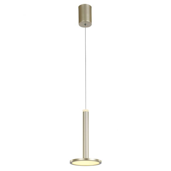 Oliver MD17033012-1A GOLD nowoczesna lampa wisząca LED Italux