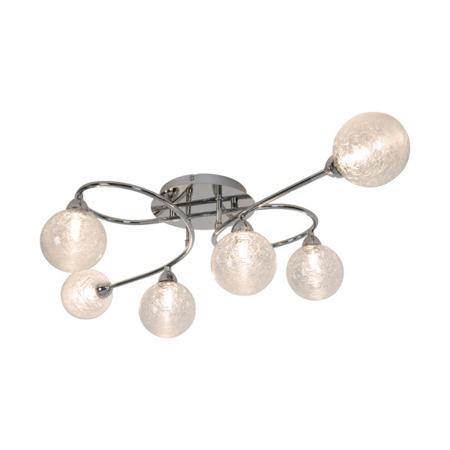Lampa Sufitowa BRAVA CEILING CL16022-6 Zuma Line