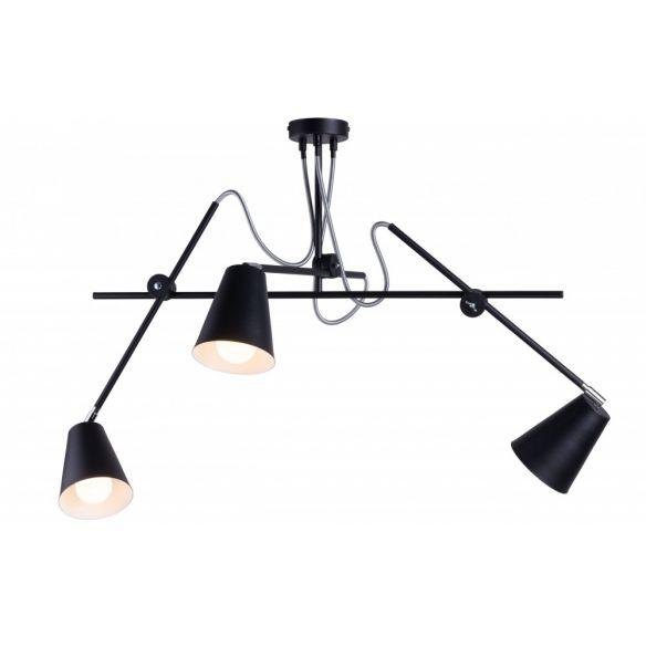 Arte 1008E/1/L nowoczesna lampa sufitowa na wysięgnikach Aldex