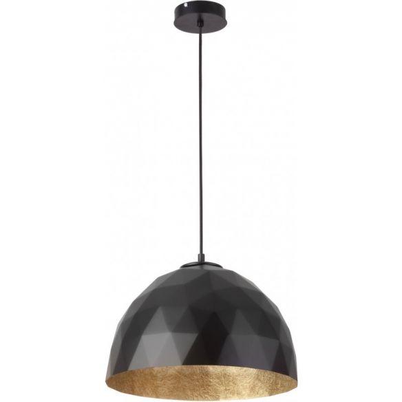 Diament M 31371 czarny/złoty designerska lampa wisząca Sigma