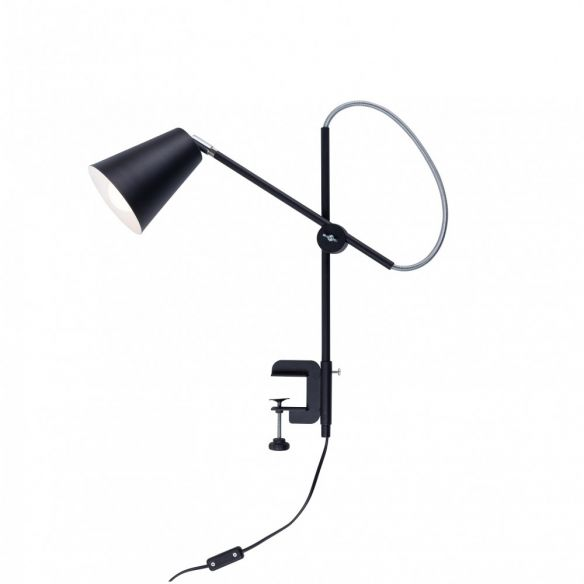 ARTE 1008B1_U lampa biurkowa z uchwytem Aldex
