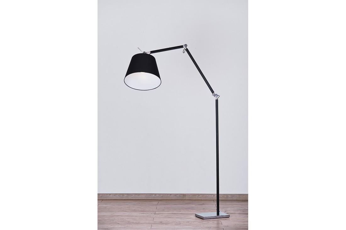 Zyta Floor Nowoczesna Lampa Podłogowa Ml2300 L Bk Az1849