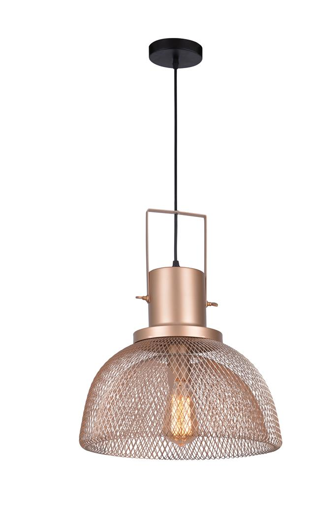 Balde AZ2677 ażurowa lampa wisząca Azzardo Pomieszczenia