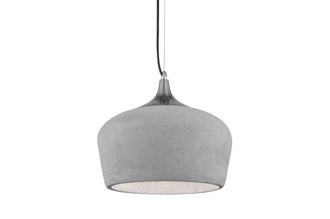 Parma concrete AZ2799 lampa betonowa wisząca Azzardo