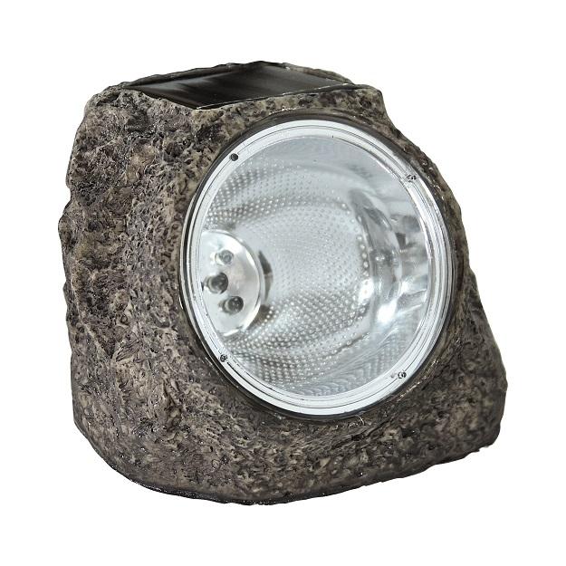 Kamień D Lampka Solarna 309617 Polux Oświetlenie Zewnętrzne