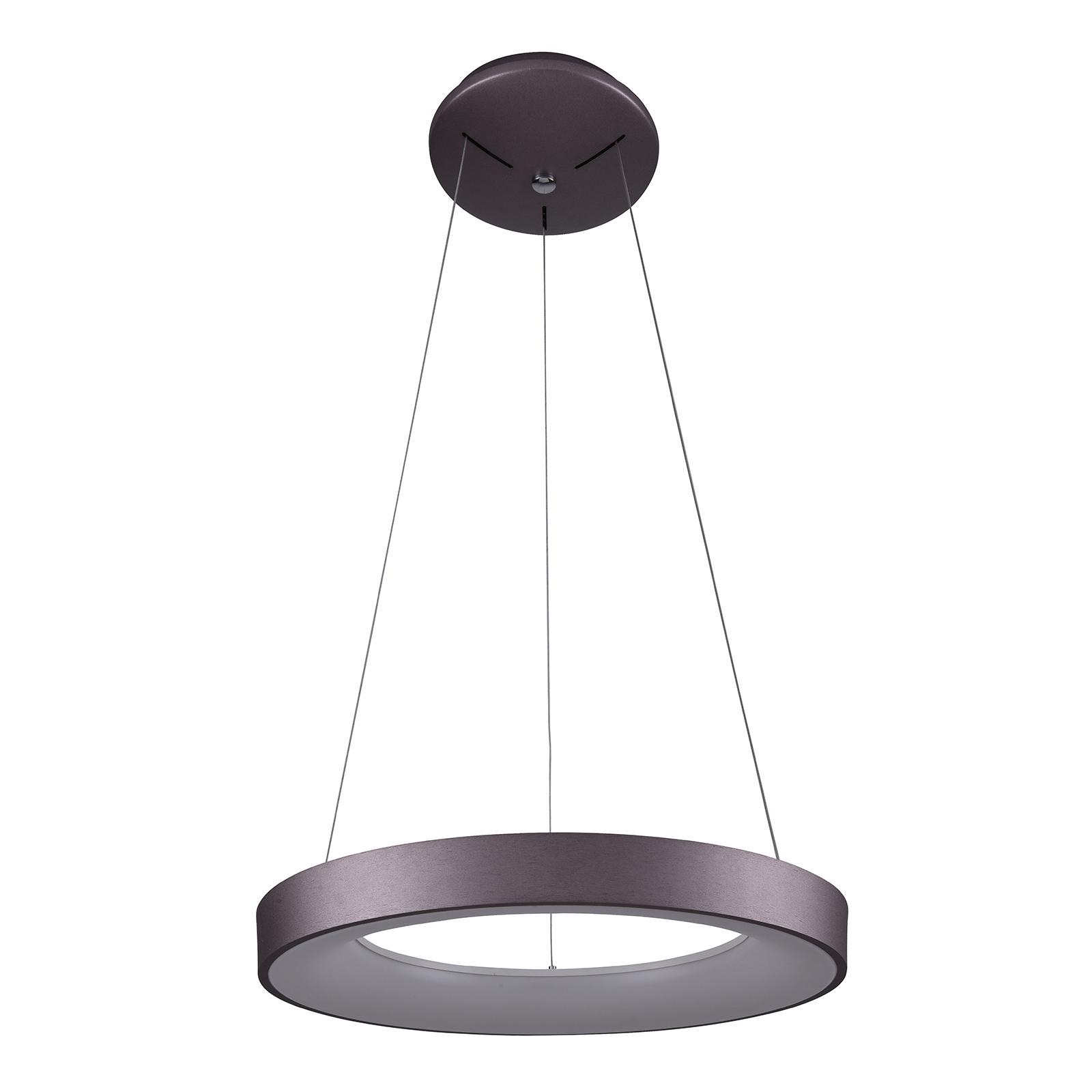 Giulia 5304 850RP CO 3 nowoczesna lampa wisząca LED Italux